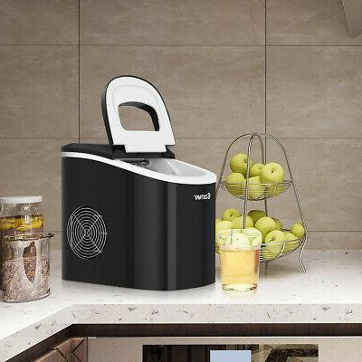 Portable Ice Maker Machine for Home Ready 8 Make