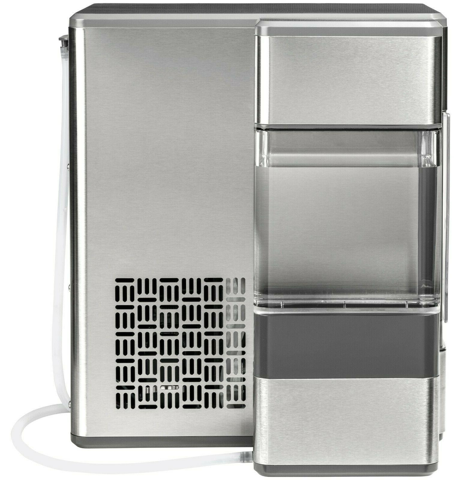 GE Nugget Ice Maker Programmable