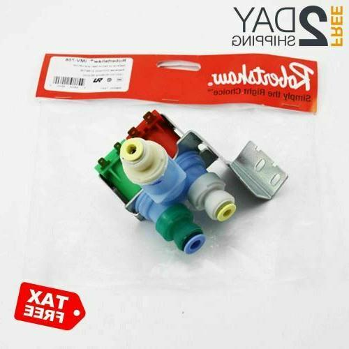 Refrigerator Ice Maker Water Inlet Valve For Kitchenaid Parts