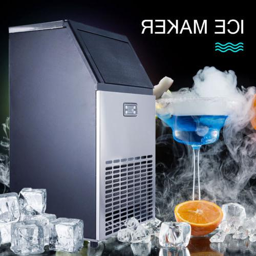 us commercial ice maker air cooled cube
