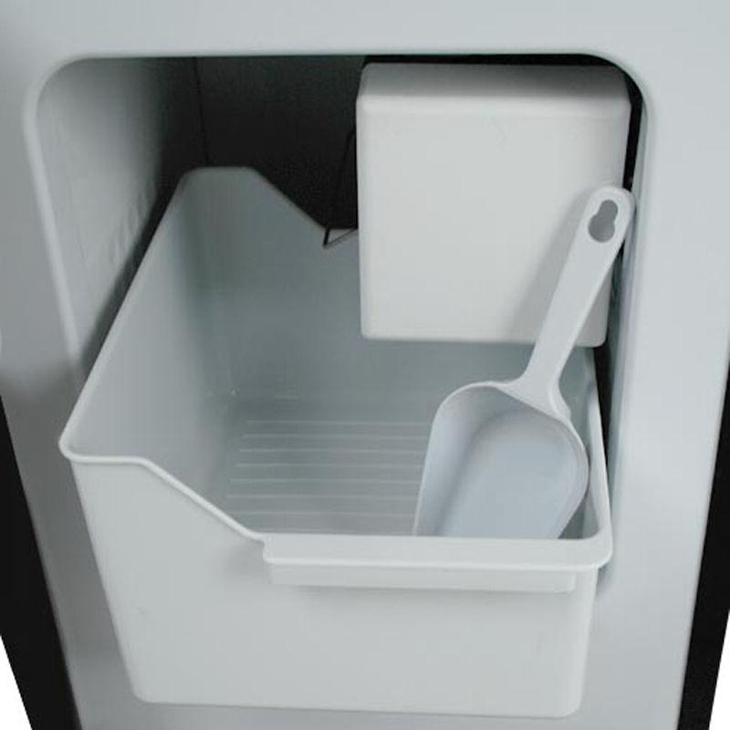 Stainless Cube Machine, Ice Maker
