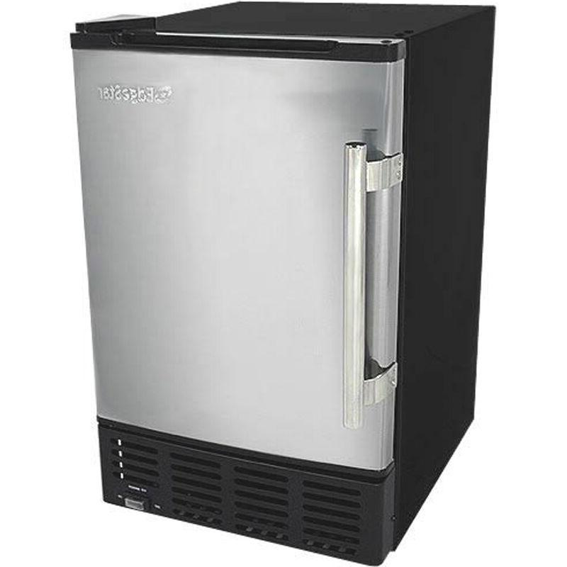 Stainless Cube Machine, Ice
