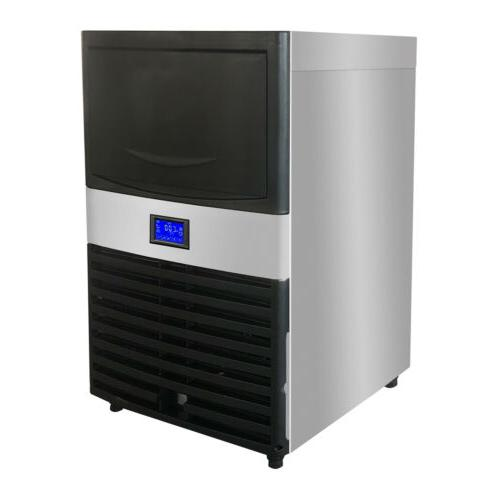 US 110LBs Built-In Ice Undercounter Ice Cube