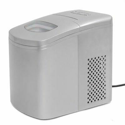 xtremepowerus ice maker machine electric