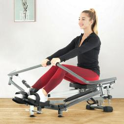 Magnetic Rowing Machine Folding Rower Adjustable Resistance