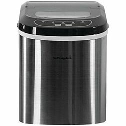 NEW Magic Chef Mcim22st 27lb Ice Maker