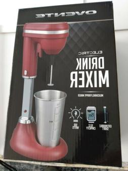 Ovente MS2090 Milkshake Maker and Drink Mixer, Dishwasher Sa