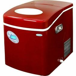 New Newair AI-215R Portable Ice Maker - Red