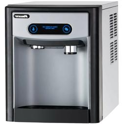 New Air Cooled Countertop Ice Maker and Water Dispenser