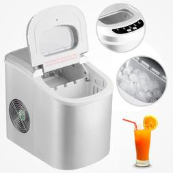 New Countertop Portable Ice Maker Compact Electric Ice Cube