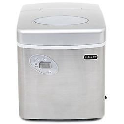 OpenBox Whynter IMC-490SS Portable Ice Maker, 49-Pound, Stai