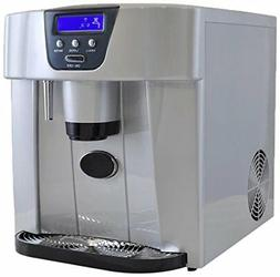 NutriChef PICEM75.0 Ice Maker and Dispenser 1 Silver