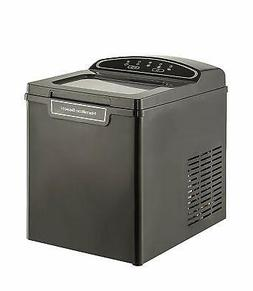 Hamilton Beach PIM-1-3A Portable Ice Maker 26 Lb Capacity Bl