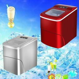 Portable Compact Maker, Counter Top Ice Making Machine, 26lb
