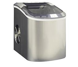 Premium Portable Ice Maker by Glaros for Counter Top - Makes