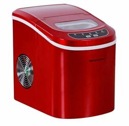 Portable Countertop Ice Maker Freestanding 26 lbs. Takes onl