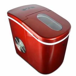 Portable Countertop Ice Maker Freestanding Touch Panel ce Cu