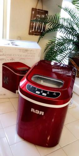 RCA portable countertop ice maker