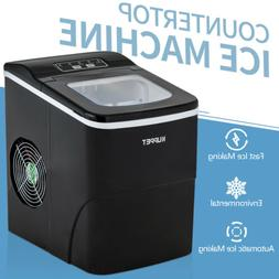 Portable Electric  Ice Maker Cube Compact  Machine Counter-t