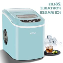 Portable Electric Ice Maker Countertop Ice Compact Machine 2
