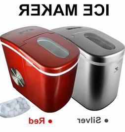 Portable Ice Cube Ice Maker Freestanding Countertop ICE Maki