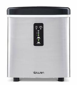 Portable Ice Maker Countertop 3 Size Bullet Shaped Ice Stain