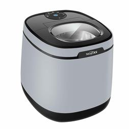 Portable Ice Maker large capacity 50 lbs, make ice in 6 mins