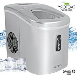 Portable Ice Maker Machine Countertop Freestanding Bullet  2