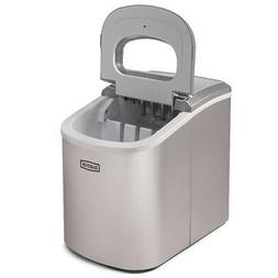 Portable Ice Maker Machine for Countertop - Makes 26 lbs of