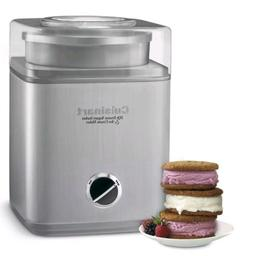 Cuisinart Pure Indulgence Frozen Yogurt Sorbet and Ice Cream