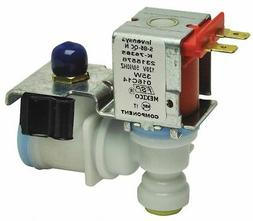 Robertshaw Commercial Ice Maker Water Valve,  Polypro,  Resi