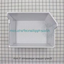 Whirlpool Ice Maker Storage Bucket Container Bin Tray Holder