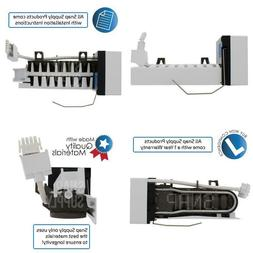 Snap Supply Ice Maker For Frigidaire Replaces 241798224
