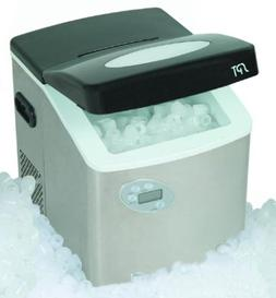Sunpentown® Stainless Digital Portable Ice Maker