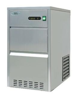SPT SZB-20 Automatic Flake Ice Maker - 66-lb, Stainless Stee