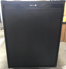 U-LINE  Refrigerator/ Freezer with Ice Maker Black