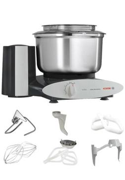 Bosch Universal Plus Mixer - Black - Baker's Package and S