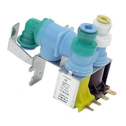Whirlpool W67006531 Refrigerator Water Inlet Valve Assembly